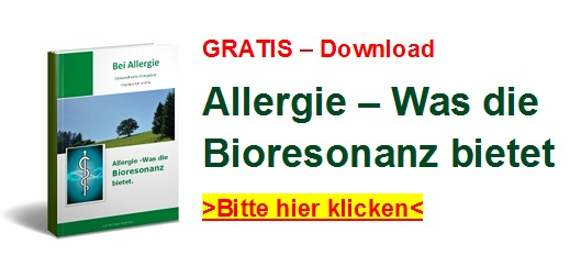 Allergie – Was die Bioresonanz bietet