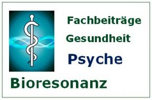 Bioresonanz Fachbeiträge Psyche