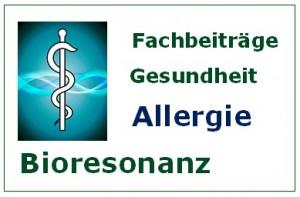 Bioresonanz Fachbeiträge Allergie
