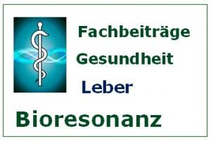 Bioresonanz Fachbeiträge Leber