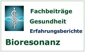 Bioresonanz, Fachartikel, Artikel - Erfahrungsberichte